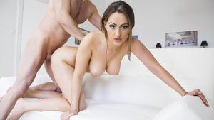 Natural Beauty Shows her Graceful Rule Over BF Cock