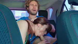 Hey You Two on the Rear Seats!! Sex in My Taxi is Forbidden!!